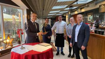 Smygehus Havsbad vinner Guldpalmen 2020.