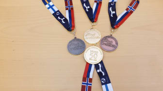 De fina medaljerna får inte sina värdiga mottagare.