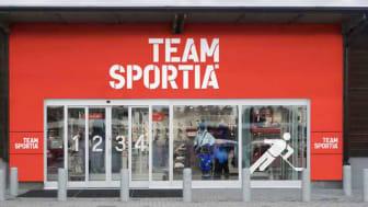 Här satsar Team Sportia. Kedjan öppnar ny, ännu större butik.