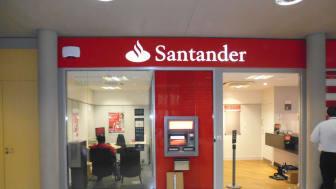 Santander partnership brings benefits for students