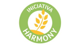 Logo programu Harmony pro udržitelné pěstování pšenice