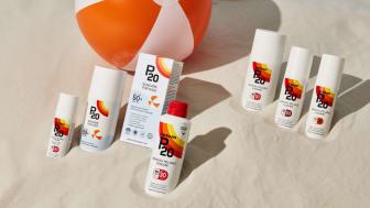 Ihon paras ystävä aurinkoisille päiville – P20-tuotteet suojaavat auringolta jopa 10 tunnin ajan