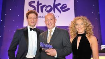 East Midlands stroke survivor scoops national award