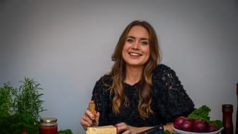 Västerbottensost® inleder samarbete med Sofia Henriksson, Sveriges Mästerkock 2020.