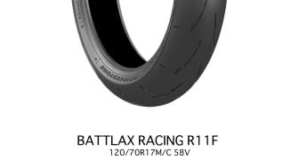 Bridgestone Battlax Racing R11F