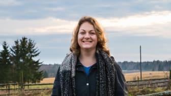 Elina Matsdotter, Hållbarhetschef Svenskt Kött