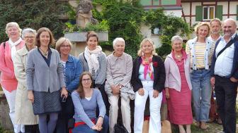 Mitglieder des Sektionskreises Ernährung im September 2017