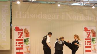 Hälsodagar i Nordstan 2013