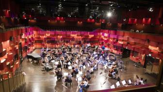 Konsertlokal Kungliga Musikhögskolan