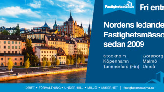 Fastighetsmässan Göteborg
