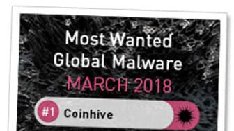 Check Point visar: kryptokaparen XMRig ökade markant under mars