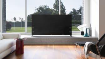 Den nye serie af 4K-tv fra Sony åbner for en helt ny underholdningsverden med Android TV™