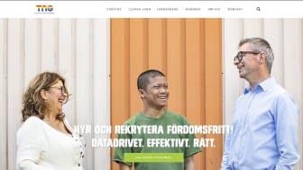 TNG expanderar geografiskt i Sverige - ökad efterfrågan på fördomsfri rekrytering