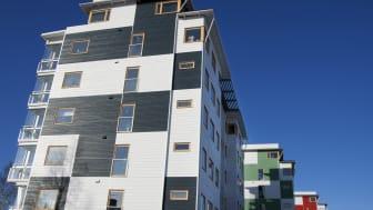 Skellefteå får norra Sveriges första guldmärkta miljöbyggnad