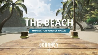 New THE JOURNEY-world takes you on the virtual cycling holiday of a lifetime