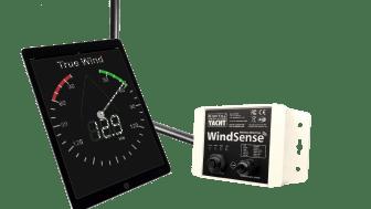 WindSense wireless wind system