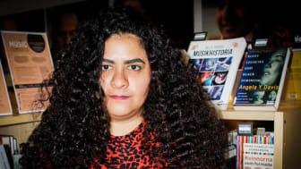 Yasmine El Baramawy är Malmö stads nya fristadsgäst 2020-2022