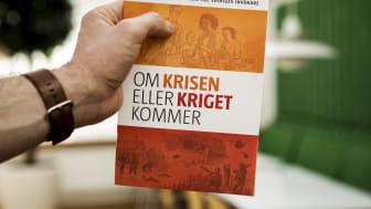 MSB skickade förra våren ut broschyren Om krisen eller kriget kommer till 4,8 miljoner hushåll.