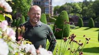 John Taylor presenterar Årets Perenn hos Svenska Plantskolor & Prydnadsväxtodlare, tisdag 24 september 10.30 i monter B05:08.