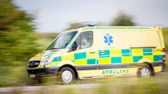 Ökat intresse för ambulanssjukvården – nationell satsning har gett resultat