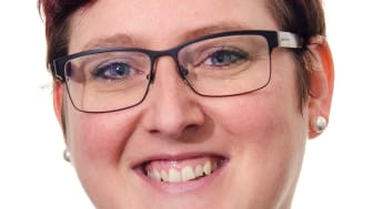 Madelaine Jakobsson, kommunalråd (C) i Nordmaling