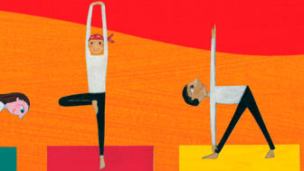Yoga für Kinder - Entspannung für die ganze Familie