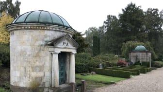 Mausoleum Søllerød Kirkegård PAX