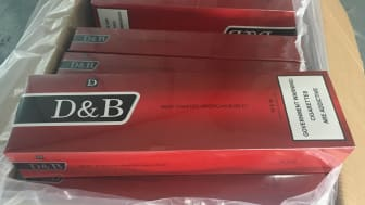 Operation Brut cigarettes seized by HMRC