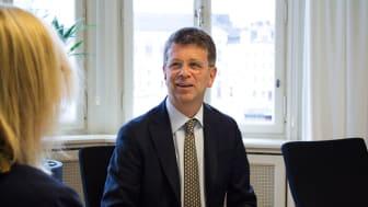 Investeringsrådgivaren Daniel Rock på Europeiska Försäkringsmäklarna