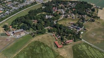 Flygfoto Järpås 2018