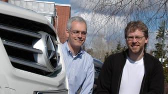 Biltestforskning får internationell kompetens