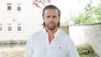 Jens Andréasson, VD Betonmast Anläggning