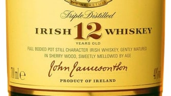 Gold for Jameson