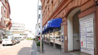 In der Hephata-Fachambulanz für Menschen mit Suchterkrankungen in Aschaffenburg sind nach den Corona-Einschränkungen wieder persönliche Gespräche möglich.