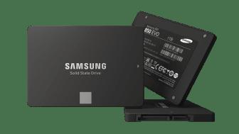 Samsung lancerer 850 EVO SSD