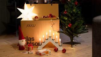 Clas Ohlson vuokraa joulun kaikenlaisiin koteihin