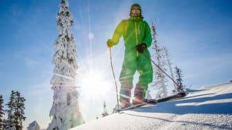 SkiStar Trysil: Fine forhold i Trysil