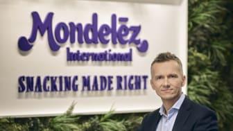 Marcin Dobrock, Dyrektor Zarządzający Mondelez Polska i kraje bałtyckie