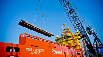 Eidesvik Shippings offshore-fartøy Viking Princess (Foto: Eidesvik Shipping).