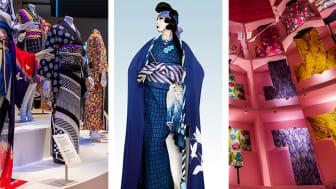 Kimono - från Kyoto till catwalk öppnar 17 augusti 2021