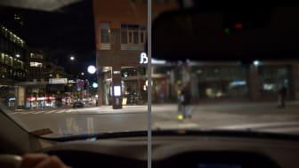 Närmare 700 000 bilister i Sverige har olaglig syn.