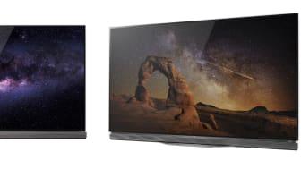 LG:S NYA OLED-TV TAR TITTARUPPLEVELSEN TILL NYA HÖJDER MED 4K, HDR OCH 30 PROCENT STÖRRE FÄRGRYMD