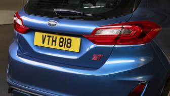 Ford Fiesta ST 2017 - rear