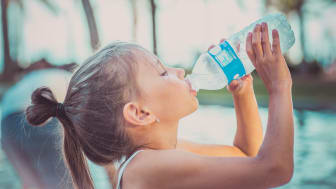 Hormone impacting chemicals in throwaway plastics are described as the 'No1 threat' to humankind as they are now pervasively found in the tap and bottled water we drink and the food we eat (Photo credit: iStock)
