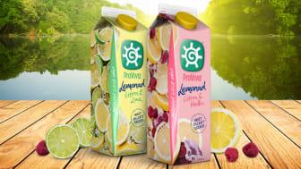 ProViva lanserar två nya och fräscha Lemonadsmaker