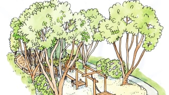 Grön Skolmiljö - färdiga koncept för gröna skolgårdar