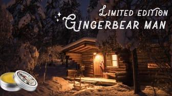 Skäggvård med doft av pepparkaka i limited edition från Mr Bear Family!