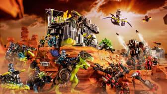 PLAYMOBIL DINO RISE: Kampf um den Dino Rock