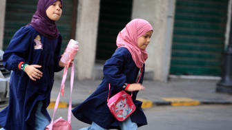 Skolan avgörande för Libyens framtid