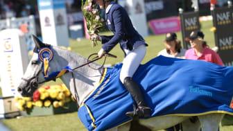 Falsterbo får SM i hoppning 2020